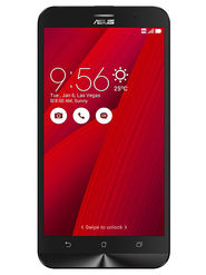 ASUS ZENFONE GO 5.5 LTE ZB551KL With 4G (RAM : 2 GB : ROM : 32 GB) Red