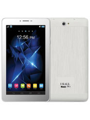 Combo of I Kall IK1 3G Calling Tablet (RAM : 1GB ROM : 4GB) White