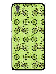 Snooky Designer Print Hard Back Case Cover For OnePlus X - Cream