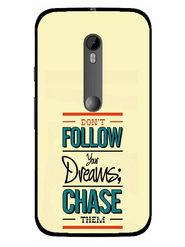 Snooky Designer Print Hard Back Case Cover For Motorola Moto G (Gen 3) - Cream