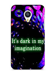 Snooky Digital Print Hard Back Case Cover For Meizu MX4 - Multicolour