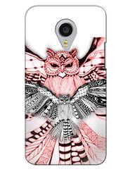 Snooky Digital Print Hard Back Case Cover For Meizu MX4 Pro - Multicolour