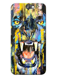 Snooky Digital Print Hard Back Case Cover For HTC One A9 - Multicolour