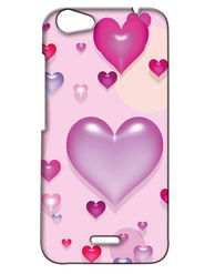 Snooky Digital Print Hard Back Case Cover For Micromax Bolt Q338 - Pink