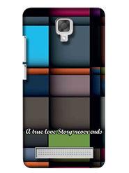 Snooky Digital Print Hard Back Case Cover For Micromax Bolt Q331 - Multicolour