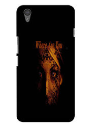 Snooky Digital Print Hard Back Case Cover For OnePlus X - Black