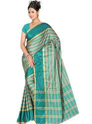 Adah Fashions Multicolor South Silk Saree -888-113