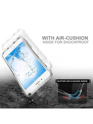 Aeoss Soft & Silicon transparent Case Cover Back Case For iPhone 6 - White