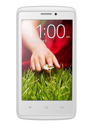ADCOM A40 Plus 3G - 4 Inch WVGA Display/ Kitkat 4.4.4 OS/ 1.0 Ghz - White