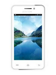 Adcom Smartphone A 400 Plus Ultra - White