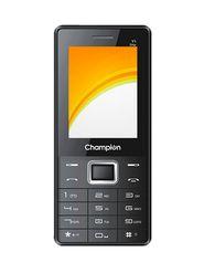 Champion Y1 Star Dual Sim Mobile Phone - Black