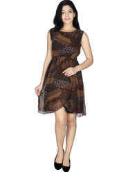 Sai Arisha Printed Georgette Dresses -ars10