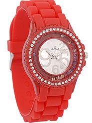 Dezine Wrist Watch for Women - Silver_DZ-LR060-RD-RD