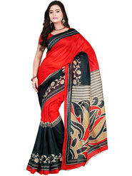Florence Bhagalpuri silk Printed  Sarees FL-10957