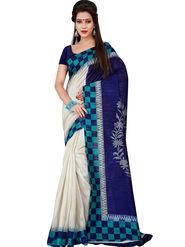 Florence Printed Bhagalpuri Silk Sarees FL-11692