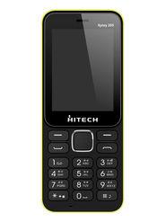 Hitech Xplay 205 Dual SIM -  Black & Yellow