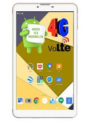 I KALL N4 Marshmallow 4G Calling Tablet (RAM : 1 GB : ROM : 8GB) - White