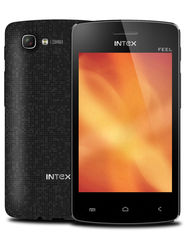 Intex Feel 4 Inch - Black