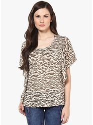 Kaxiaa Viscose Printed Top -K-TO-21053H