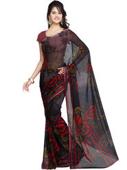 Arisha Georgette Printed Saree -Khgjsar6252