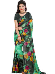 Arisha Georgette Printed Saree -Khgsstar195
