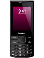 Karbonn K22 Plus Dual Sim With Whatsapp - Black