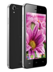Lava Iris X1 Atom update to Android Lollipop, Quad Core 3G Smartphone With 8GB ROM - Black & Silver