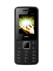 Lava KKT 14S 1.8 inch QVGA Screen, Long lasting 1750mAh battery, Loud Sound and Super Big and Bright LED Torch - Black & Red