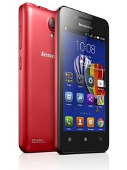 Lenovo A319 with Speaker - Red