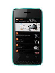 Micromax Bolt A066 With Android Kitkat, Dual core Processor and 512 MB RAM - Blue