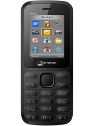 Micromax Joy X1800 - Black