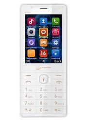 Micromax X2401 Dual Sim Phone - White-Champagne