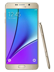 Samsung Galaxy Note 5 Dual Sim 32GB - Gold Platinum