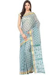 Branded Cotton Gadwal Sarees -Pcsrsd10