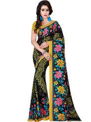 Shonaya Printed Dani Georgette Multicolour Saree -Pdrsb-699