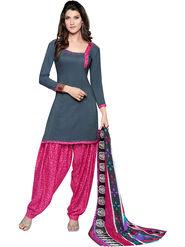 Khushali Fashion Crepe Printed Unstitched Dress Material -RFSN88008
