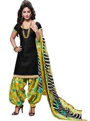 Khushali Fashion Cotton Self Unstitched Dress Material -RPSP1010004