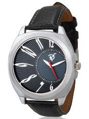 Rico Sordi Analog Wrist Watch - Black_12398203