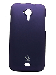 Capdase Back Cover for Micromax Canvas HD A116 - Purple