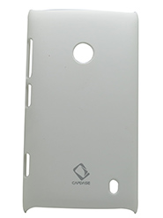 Capdase Back Cover for Nokia LUMIA 520 - White