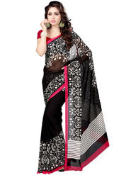 Thankar Printed Georgette Designer Saree -Tds152-7301