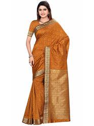 Triveni's Art Silk Zari Worked Saree -TSMRCCSR2058