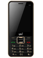 UNI N28 2.8 Inch Dual Sim Mobile - Golden