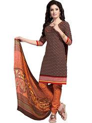 Khushali Fashion Cotton Printed Dress Material -Vrshn5010