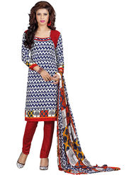 Khushali Fashion Silk Printed Unstitched Dress Material -VSPKV24426