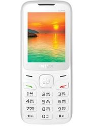 Intex Ultra 3000 Dual Sim Phone - White & Orange