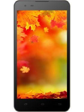 Intex Aqua HD 5.0 Smart Phone - Blue & Golden