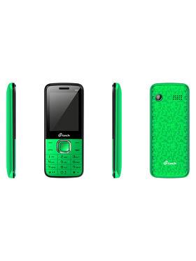 Mtech V2+ Dual Sim Feature Phone - Green