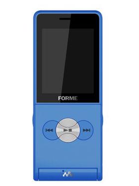 Forme W350 1.8 Inch Dual Sim Mobile - Blue