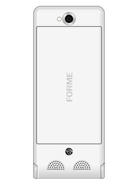 Forme W350 1.8 Inch Dual Sim Mobile - White